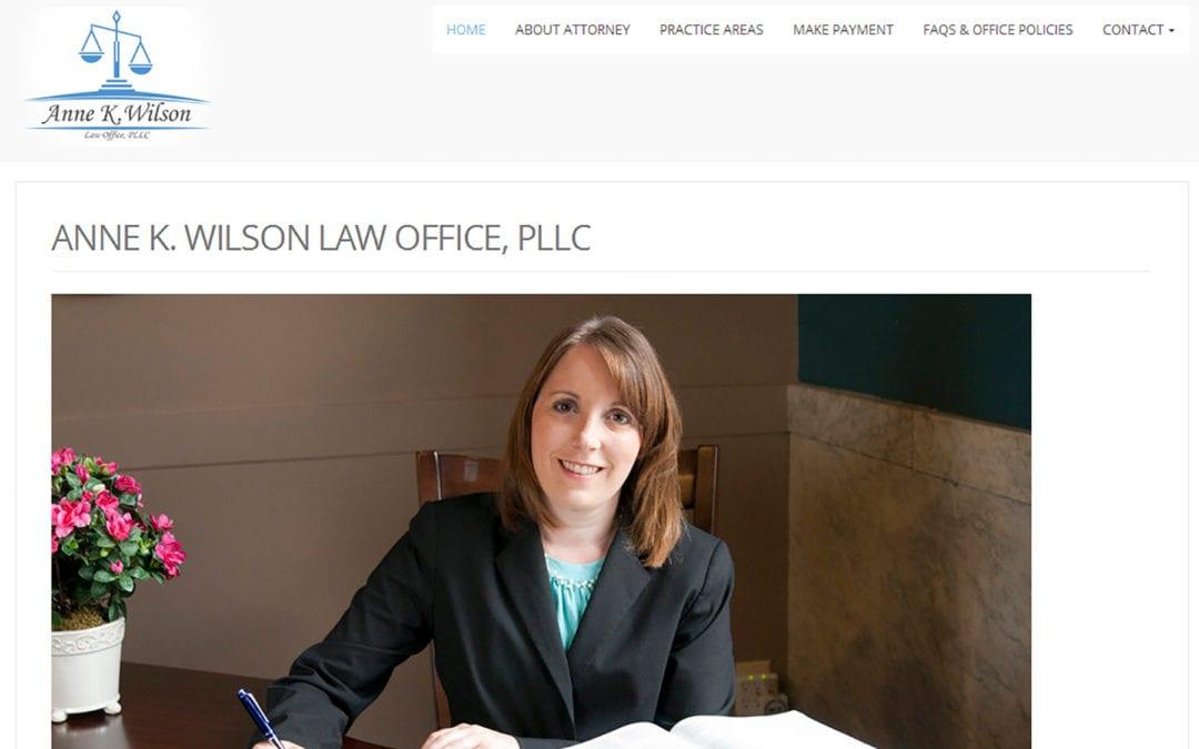 Anne K. Wilson Law Office, PLLC