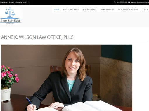 Anne K. Wilson Law Office, PLLC
