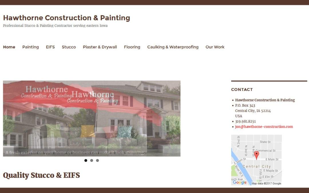 Hawthorne Construction