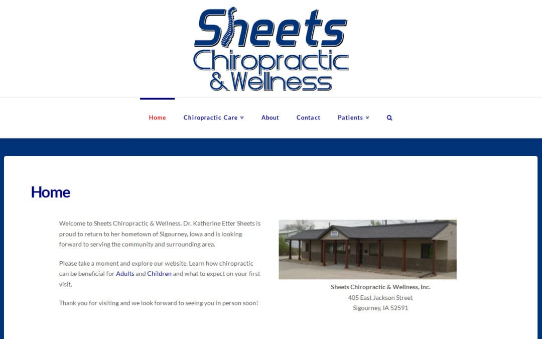 Sheets Chiropractic & Wellness