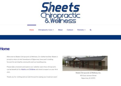 Sheets Chiropractic & Wellness