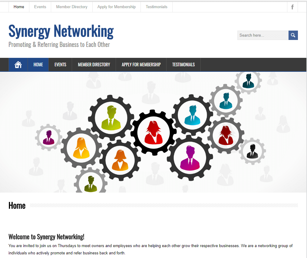 Synergy Networking Cedar Rapids Iowa