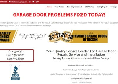 A-Authentic Garage Door Repair Company